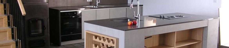 Logge Particulieren Keuken