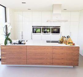 Logge Particulieren KeukenEiland