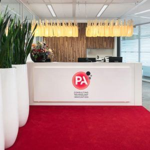Case study: PA Consulting Group