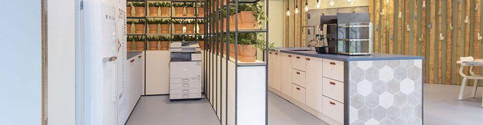 Logge Bedrijven RIBW-Keuken