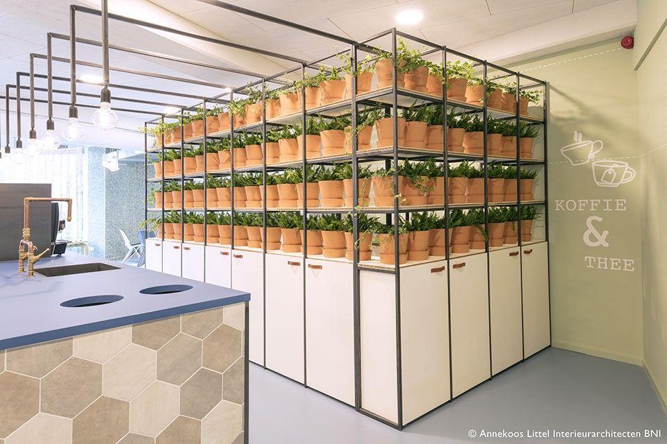 Logge Bedrijven RIBW-Keuken-Kast