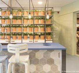 Logge Bedrijven RIBW-Keuken Blok