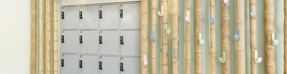 Logge Bedrijven RIBW-Lockers